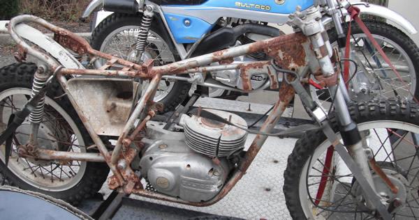 Bultaco Alpina 350